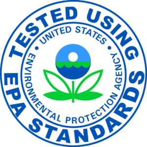 No NOx Box® tested using EPA standards